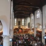 Aanzicht vanaf orgel