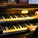 speeltafel orgel