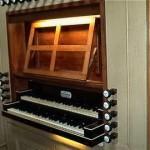 Speeltafel grote orgel