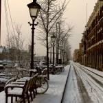 Winter - voorhaven - 2006